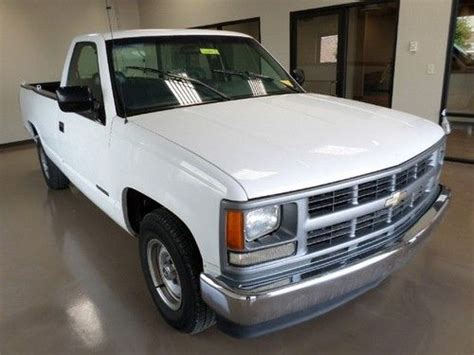 buy used 1996 chevrolet cheyenne regulart cab 2wd manual 6 cylinder no reserve in orange purchase used 1994 chevrolet c k 1500 reg cab 2wd 133 cooper lanie 765 413 4384 in plainfield