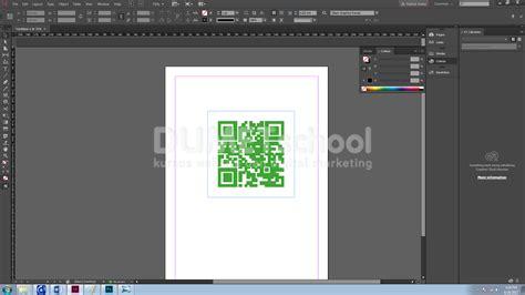 cara membuat kode qr di photoshop qr kode di adobe indesign cara membuat beserta fungsinya