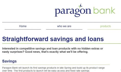 paragon bank buy to let specialist promises competitive