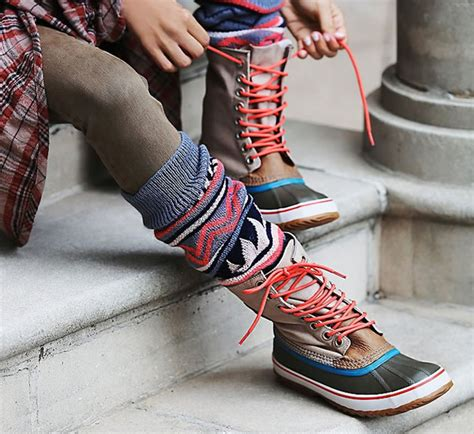 10 of the funkiest hiking boots for