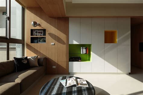taiwan home decor nature inspired details shaping modern family apartment in