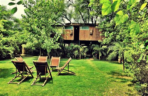 18 amazing tree house designs mostbeautifulthings 8 amazing tree houses to visit in india