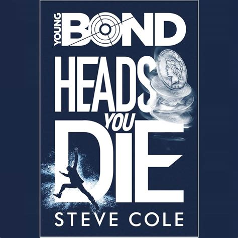 young bond heads you heads you die signed limited edition young bond