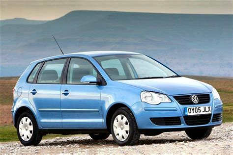 volkswagen polo 2005 volkswagen polo 2005 2009 used car review car review