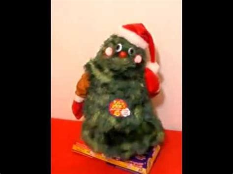 best soft dancing christmas tree lights singing tree