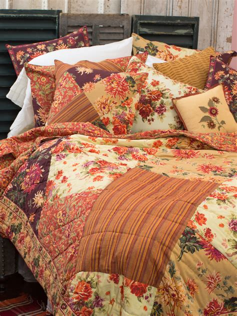 april cornell bedding harvest patchwork quilt bedding quilts duvets