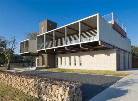Open Plan Floor Plans Australia by Shipping Container House Inhabitat Sustainable Design