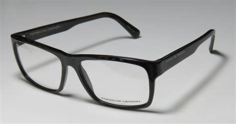 Brillengestelle Porsche Design by New Porsche Design 8190 Signature Emblem Eyeglass Frame