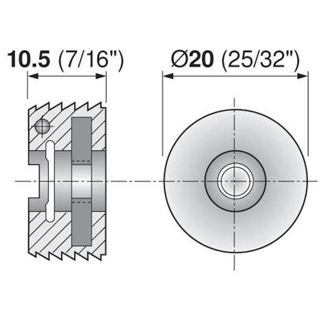 Blum Drawer Front Adjuster by Blum 295 1000 21 Drawer Front Adjuster 1000 Pack