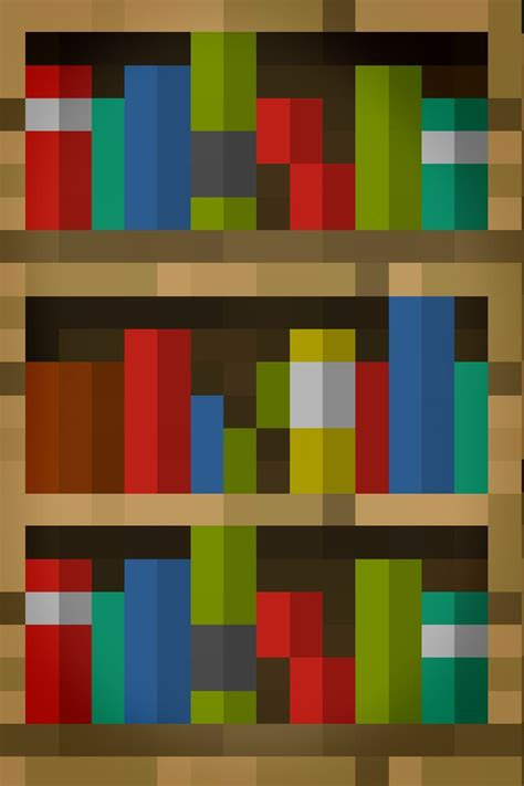 bookshelves in minecraft minecraft book shelf ethan s minecraft lego minecraft phone backgrounds