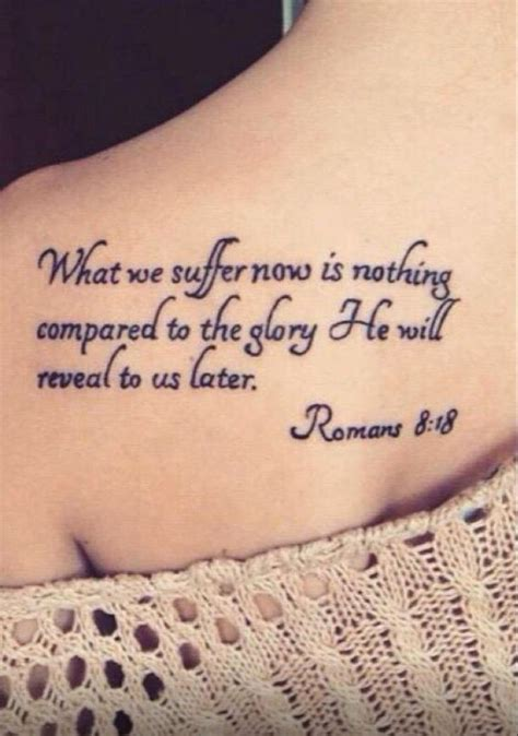Cute Tattoos Bible Verses New Bible Verse Tattoos Shoulder Inspirational Bible Quotes Tattoos
