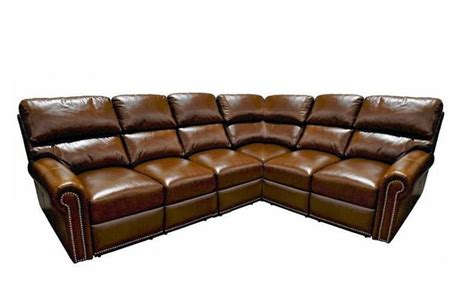 leather reclining sectionals on 42 best reclining leather sectionals images on