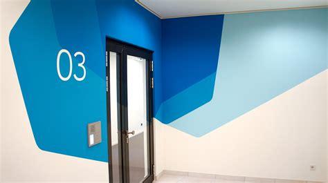 Wandgestaltung Mit Farbe Küche 2345 by Blaue Wandgestaltung