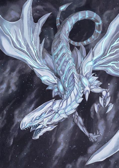 blue eyes alternative white dragon favorites pinterest