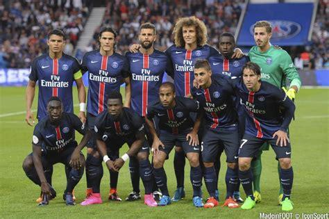 Calendrier Psg Ligue Des Chions 2015 16 Le Groupe Parisien Au Real