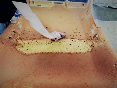 tapizar techo coche tapizar techo de coche en barcelona novedades pro