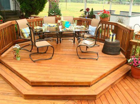 deck designs ideas pictures hgtv