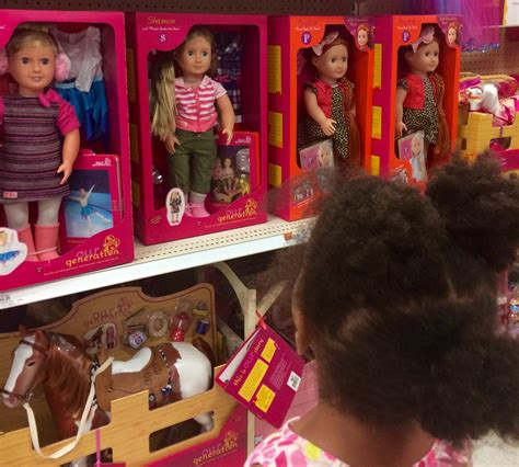 On The Shelf Doll Target by Why Are All The White Dolls Sitting Together On The Target