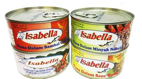 Minyak Ikan Merk Sea ikan tuna kaleng