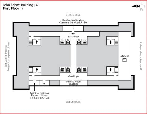 library of congress floor plan building floor library of congress