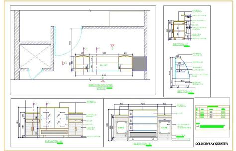 House Plan Drawing Software by Cold Food Display Counter Design Plan N Design