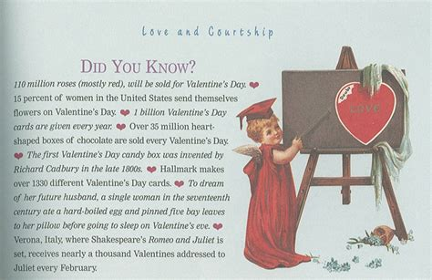 interesting facts about valentine s day