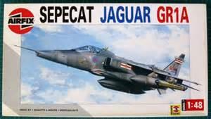 Bae Jaguar 1 48th Bae Jaguar Gr1 3 A Revell Airfix