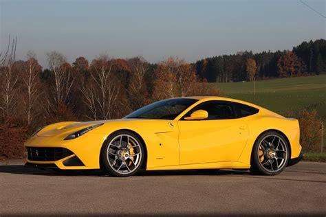 Ferrari F12 Berlinetta by A Mechanical Symphony Ferrari F12 Berlinetta In Yellow