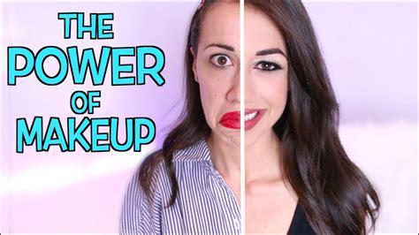 Miranda On the power of makeup miranda style