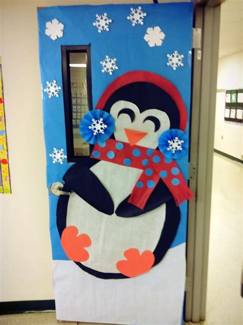 winter decorations for a door 17 best images about classroom decorations crafts on