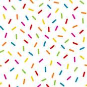 Sprinkles fabric wallpaper amp gift wrap spoonflower
