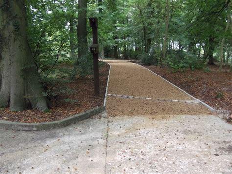 driveway design on hill driveways