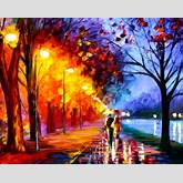 Download Autumn Oil Painting Wallpaper in high resolution for free ...