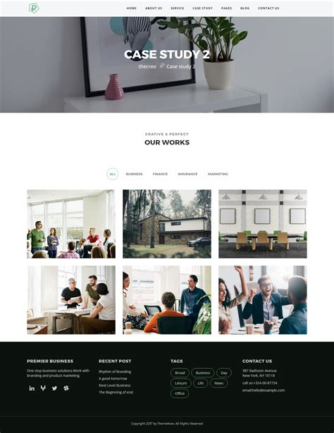 themeforest insurance theme unusual insurance wordpress theme gallery professional