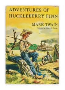 the adventures of huckleberry finn by mark twain free