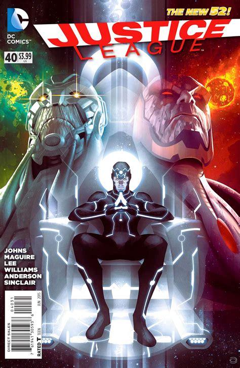justice league the darkseid war saga omnibus justice league 40 review here comes the darkseid war