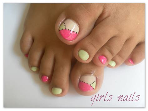imagenes de uñas delos pies pintadas y decoradas cosmeticos d f dise 241 os de u 241 as para los pies
