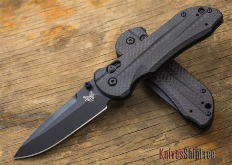 cpm m4 knives benchmade knives 908bk 1501 axis stryker ii carbon