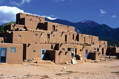 taos pueblo encyclopedia children s homework