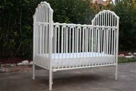 metal baby cribs metal crib parts