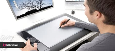 Tablet Grafik vekt 246 rel 199 izim wacom dan b 252 y 252 leyici grafik tablet
