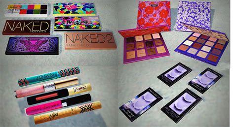 Sephora Cc sephora makeup clutter by yayasimblr sims 3 stuff