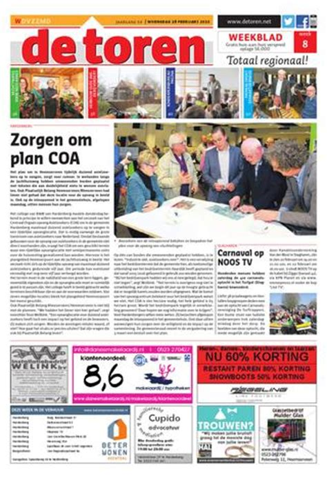 De Toren Week 50 2015 By Weekblad De Toren Issuu by De Toren Week 08 2015 By Weekblad De Toren Issuu