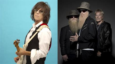 Zz Hill In The Next Room by Jeff Beck Zz Top Tour To Resume Next Year Dusty Hill On