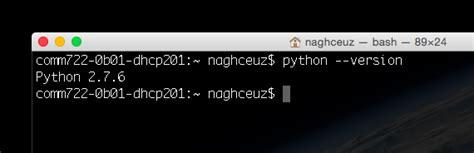 django tutorial for mac how to install django on mac slothparadise