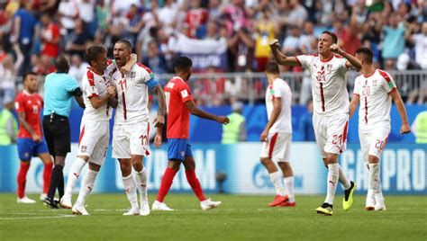 world cup preview serbia vs switzerland recent form