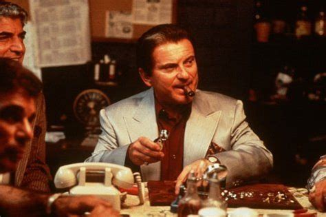 Gangster Movie Joe Pesci | quot casino quot joe pesci played the notorious gangster tony