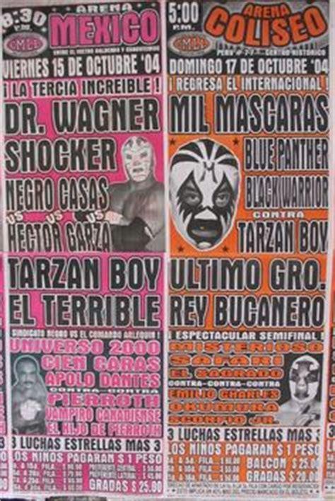 Awesome Vintage Lucha Libre Poster Wrestle Wrestle Wrestler Mexican Luchador Retro Mask Lucha Lucha Libre Poster Template