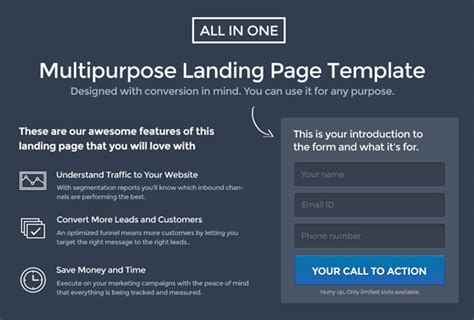 jquery landing page templates images templates design ideas