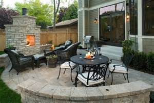 Patio Area How To Decorate The Outdoor Areas